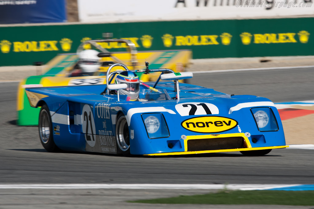 Chevron B23 - Chassis: B23-73-25  - 2011 Monterey Motorsports Reunion