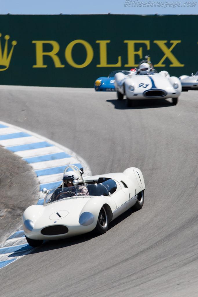 Cooper Monaco    - 2011 Monterey Motorsports Reunion