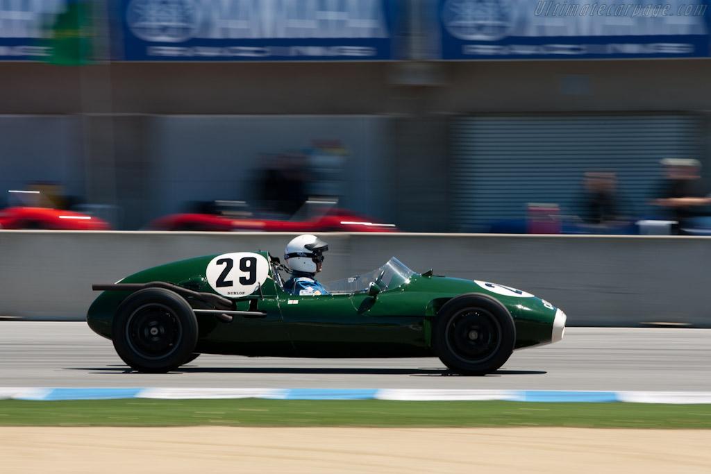Cooper T43    - 2011 Monterey Motorsports Reunion
