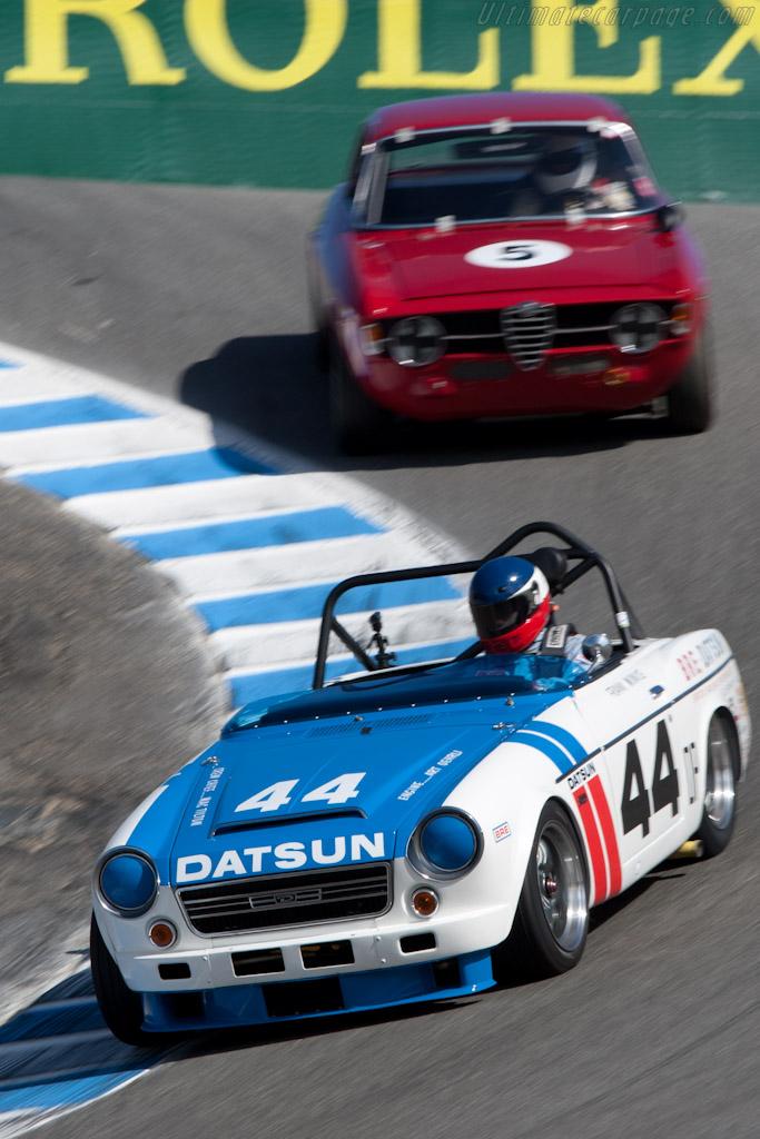 Datsun 2000    - 2011 Monterey Motorsports Reunion
