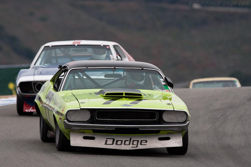 Dodge Challenger    - 2011 Monterey Motorsports Reunion