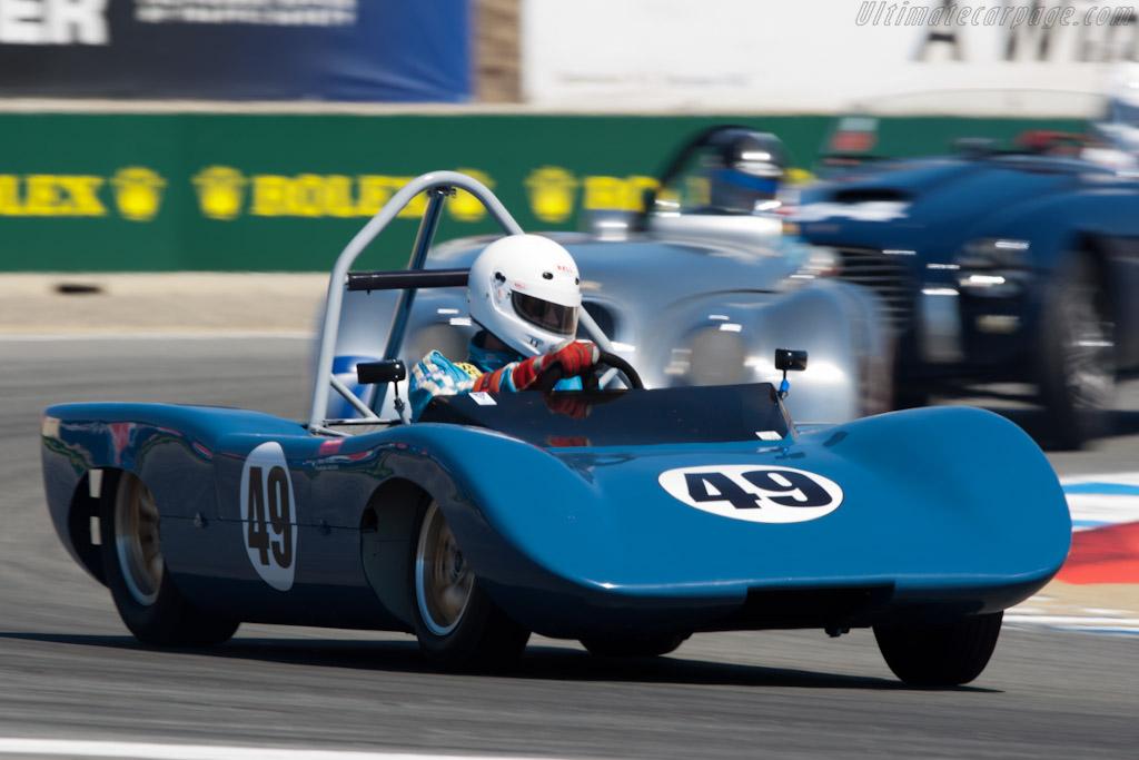 Durbury Special    - 2011 Monterey Motorsports Reunion