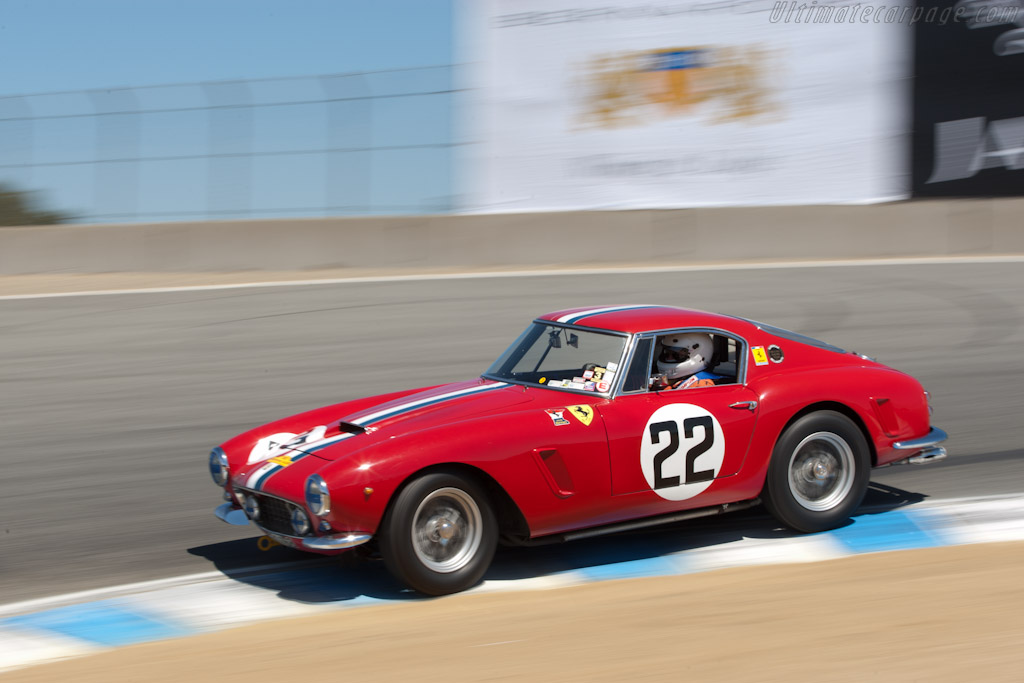 Ferrari 250 GT SWB - Chassis: 2291GT   - 2011 Monterey Motorsports Reunion