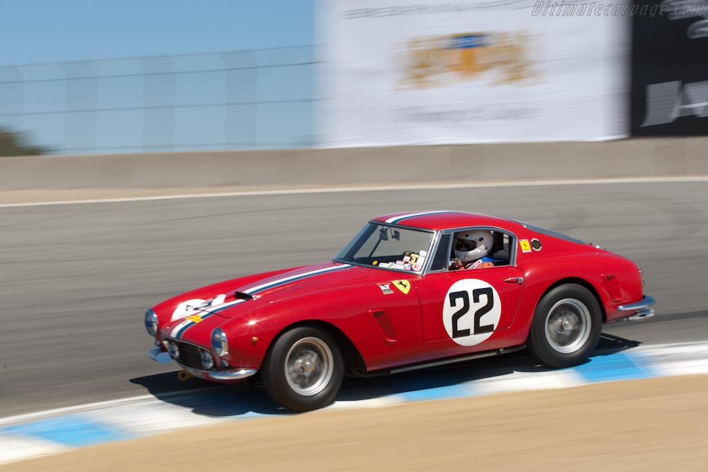 Ferrari 250 GT SWB - Chassis: 2291GT   - 2011 Monterey Motorsports Reunion