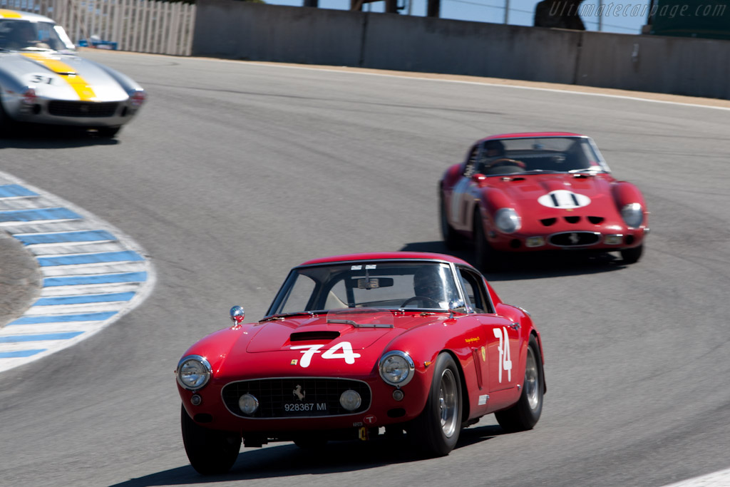Ferrari 250 GT SWB - Chassis: 2701GT   - 2011 Monterey Motorsports Reunion
