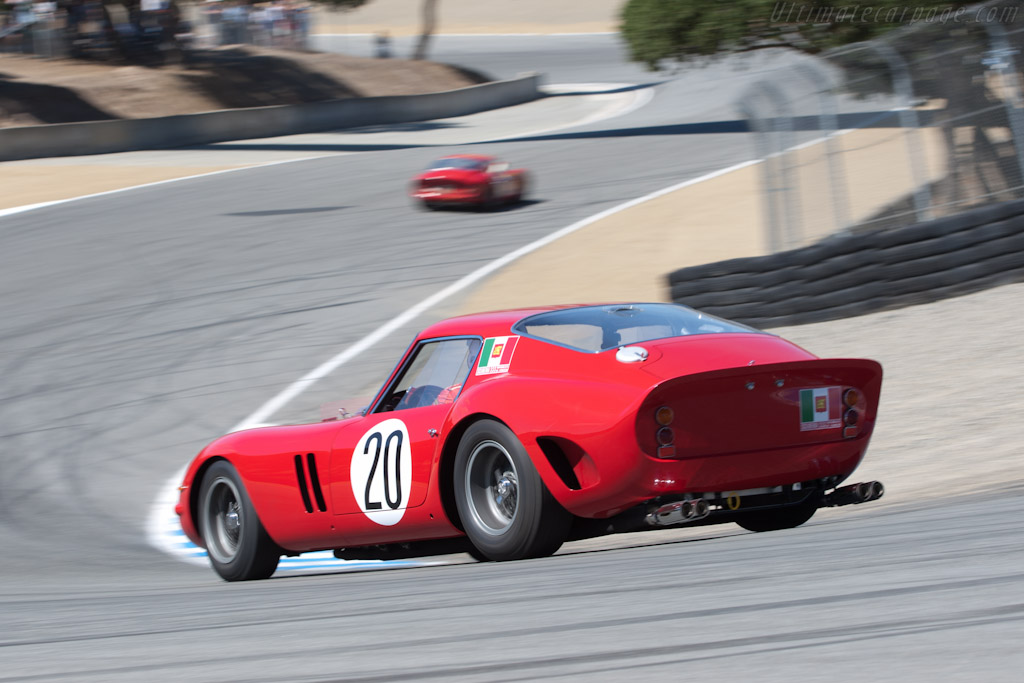 Ferrari 250 GTO - Chassis: 4757GT  - 2011 Monterey Motorsports Reunion