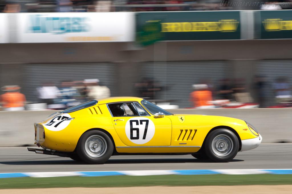 Ferrari 275 GTB/6 Alloy - Chassis: 08067   - 2011 Monterey Motorsports Reunion