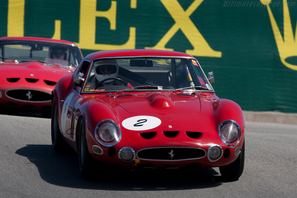 Ferrari 330 GTO    - 2011 Monterey Motorsports Reunion