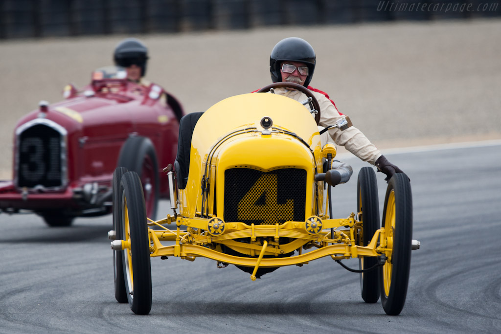 Ford Model T Special   - 2011 Monterey Motorsports Reunion
