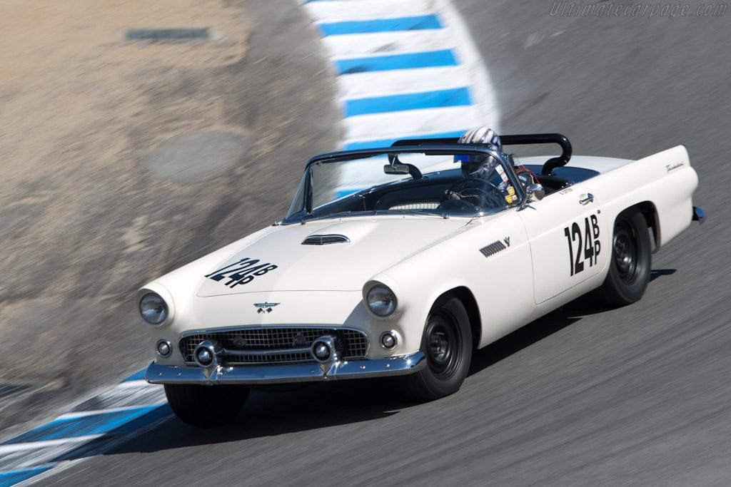 Ford Thunderbird   - 2011 Monterey Motorsports Reunion