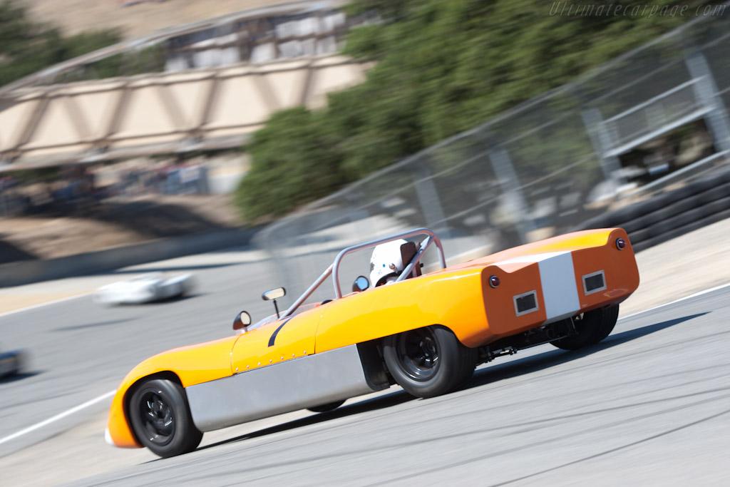 Forsgrini Veloce    - 2011 Monterey Motorsports Reunion
