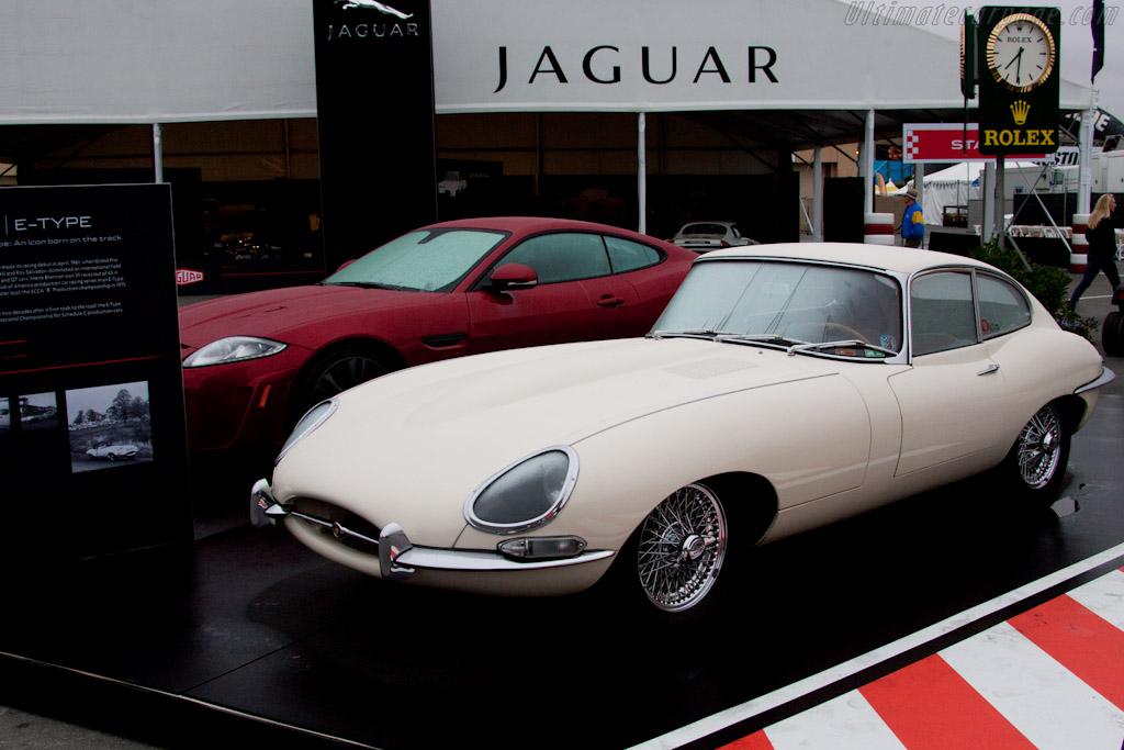 Jaguar E-Type 50th Anniversary    - 2011 Monterey Motorsports Reunion