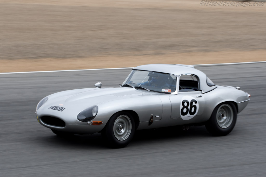 Jaguar E-Type Lightweight - Chassis: S850668   - 2011 Monterey Motorsports Reunion