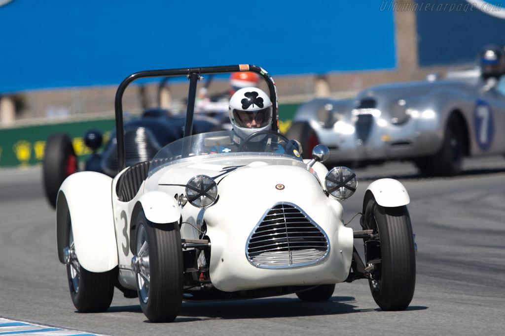 Jaguar Special    - 2011 Monterey Motorsports Reunion