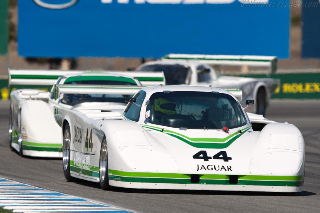 Jaguar XJR-5 - Chassis: XJR-5/010   - 2011 Monterey Motorsports Reunion