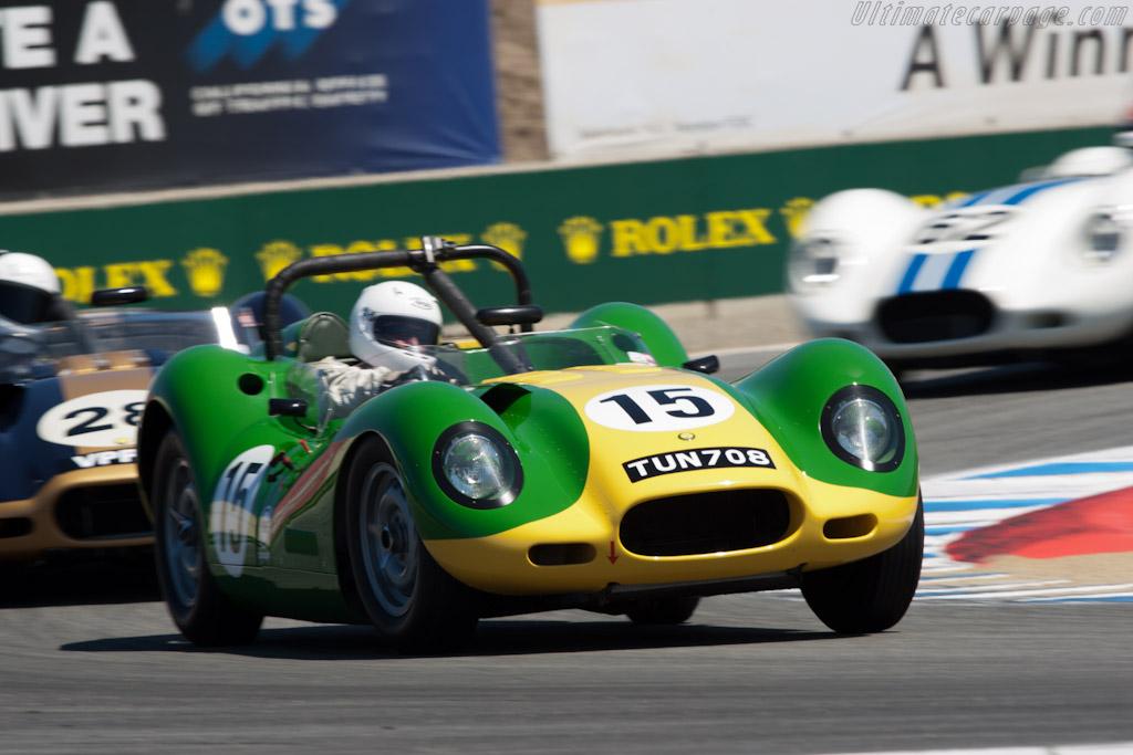 Lister Knobbly    - 2011 Monterey Motorsports Reunion