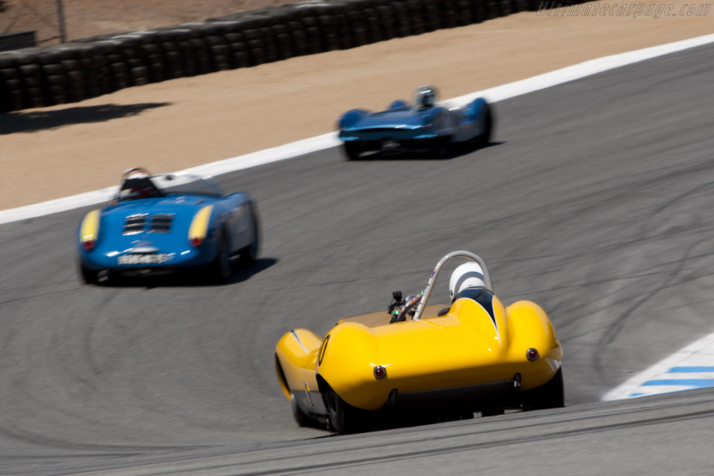 Lola Mk 1 Climax - Chassis: BY1   - 2011 Monterey Motorsports Reunion