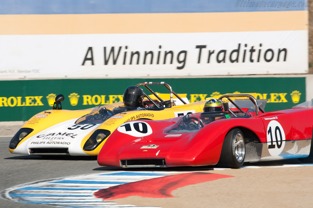Lola T212s - Chassis: HU26   - 2011 Monterey Motorsports Reunion