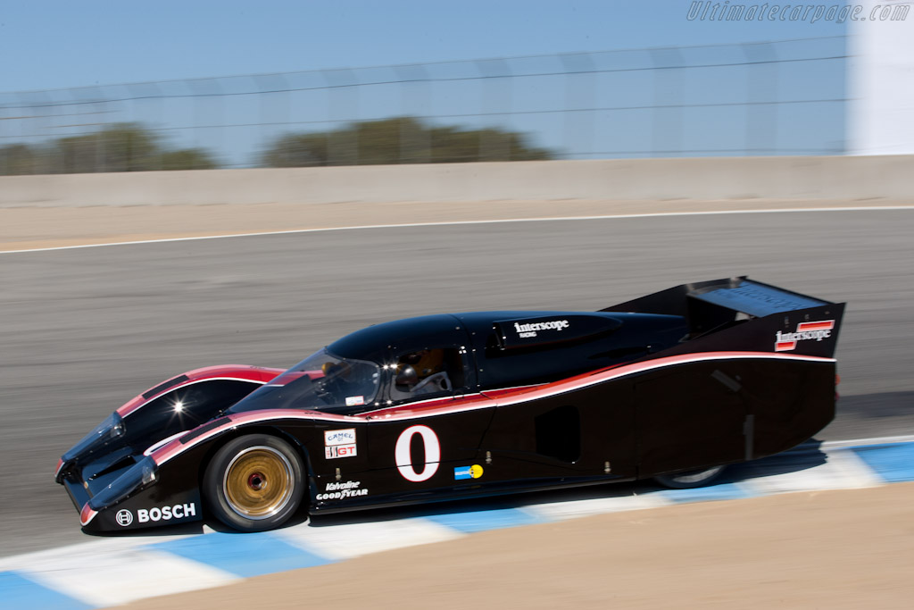 Lola T600 - Chassis: HU6   - 2011 Monterey Motorsports Reunion