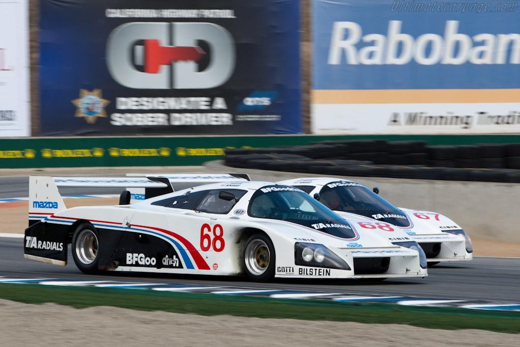 Lola T616 Mazda - Chassis: HU02   - 2011 Monterey Motorsports Reunion
