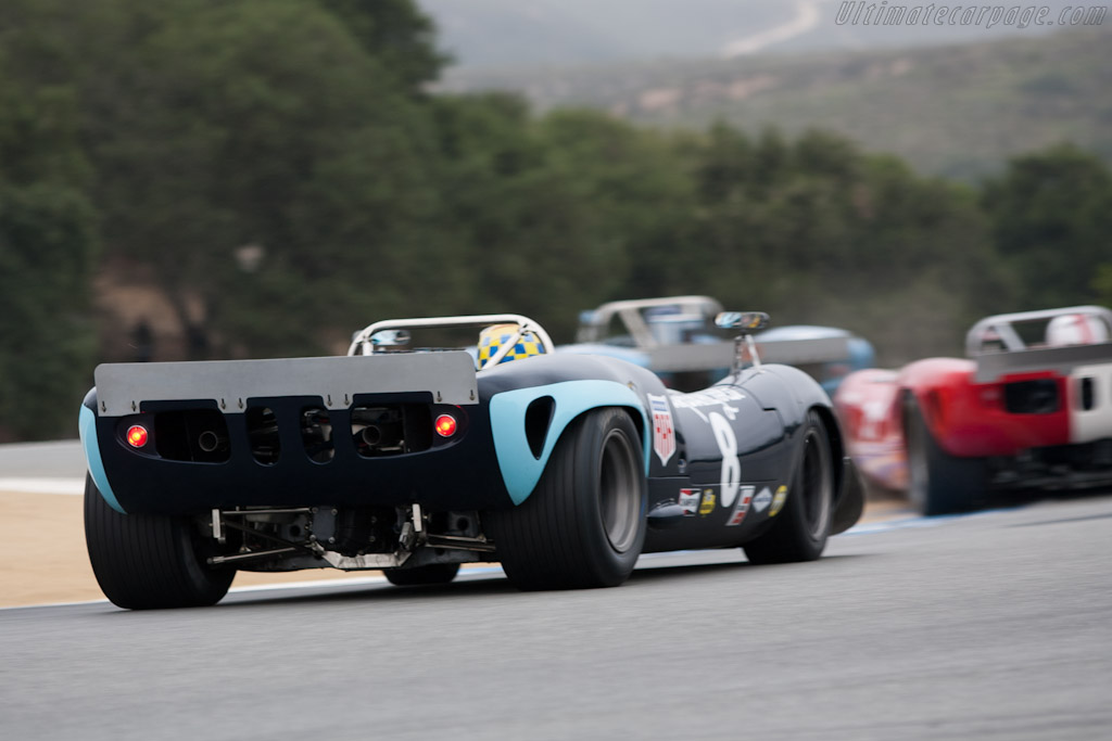 Lola T70 Mk II - Chassis: SL70/10  - 2011 Monterey Motorsports Reunion