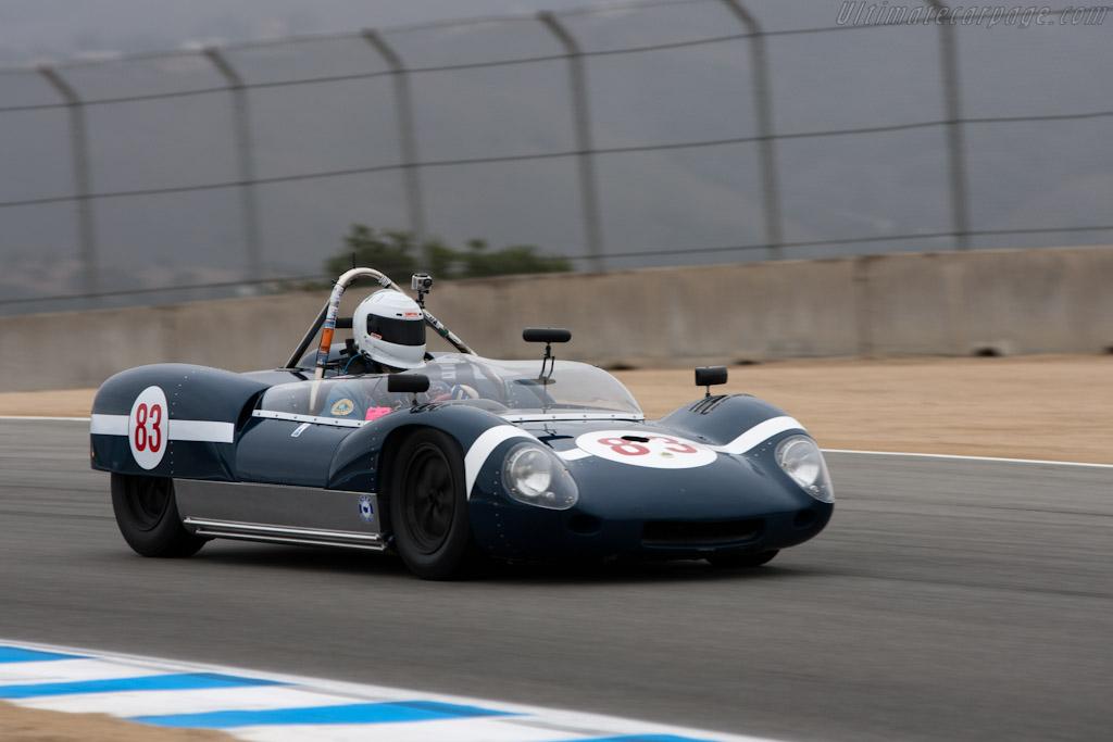 Lotus 19    - 2011 Monterey Motorsports Reunion