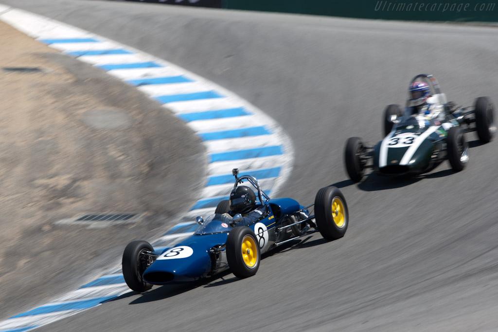 Lotus 22    - 2011 Monterey Motorsports Reunion