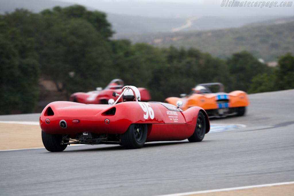Racing In Car >> Lotus 23 - 2011 Monterey Motorsports Reunion