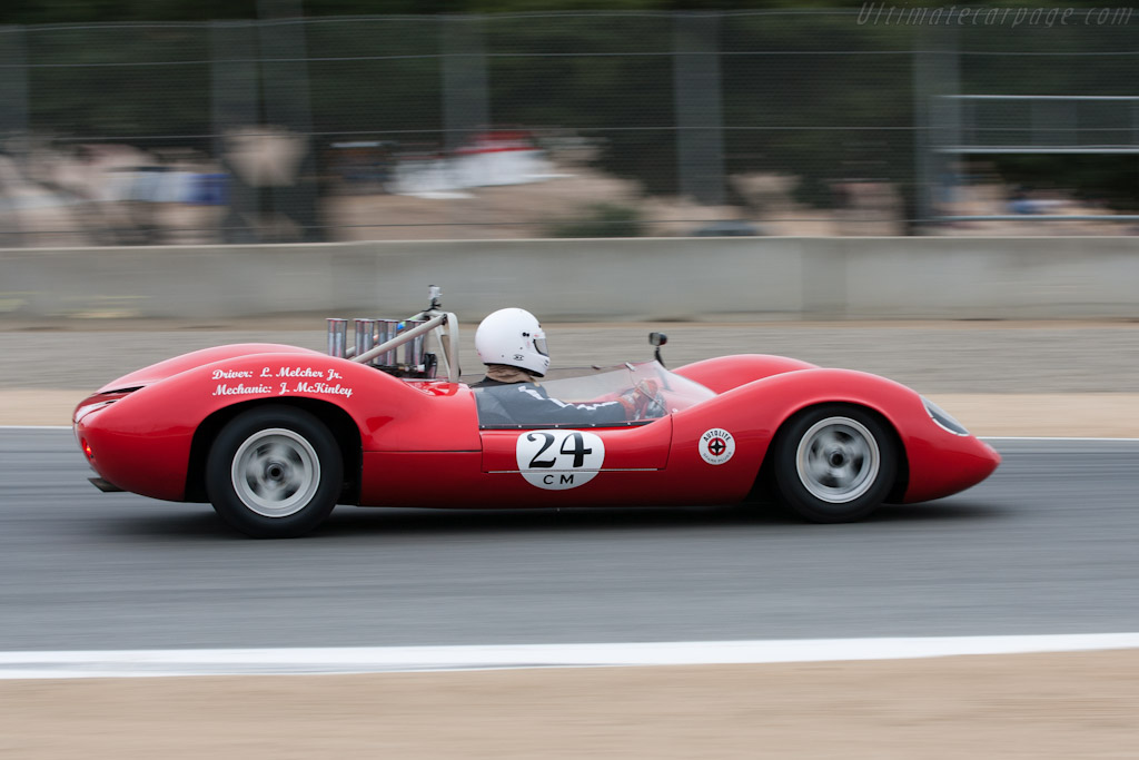 Lotus 30 - Chassis: 30/L/8   - 2011 Monterey Motorsports Reunion