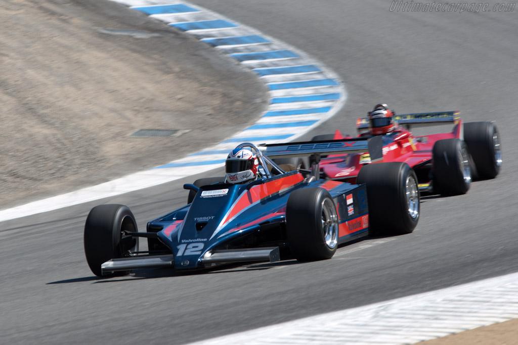 Lotus 81B - Chassis: 81/4   - 2011 Monterey Motorsports Reunion