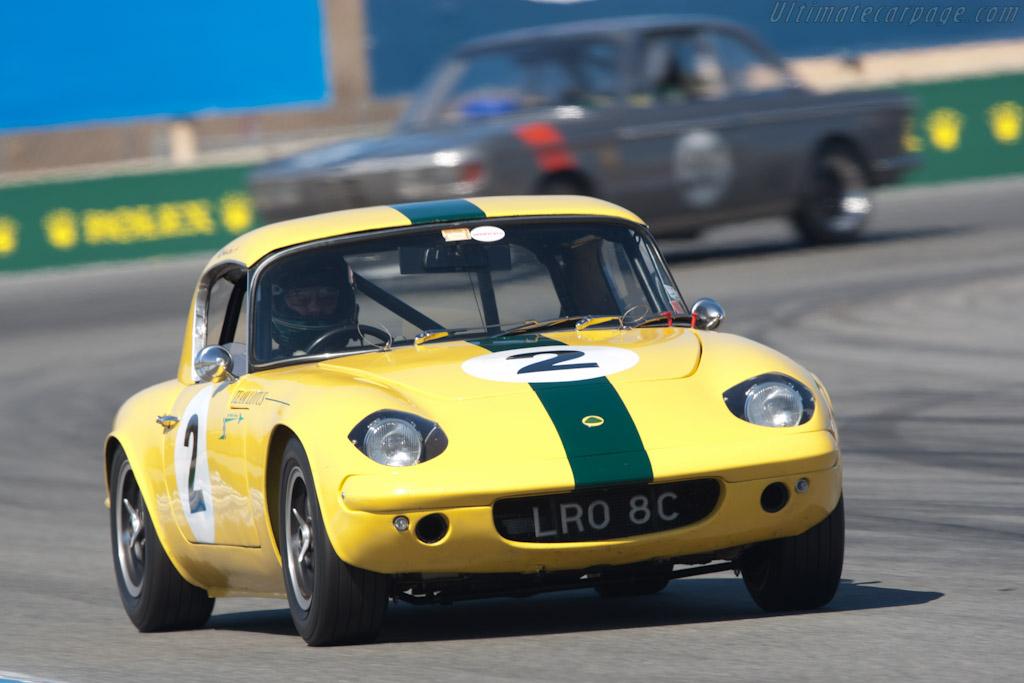 Lotus Elan 26R - Chassis: 26/4965  - 2011 Monterey Motorsports Reunion