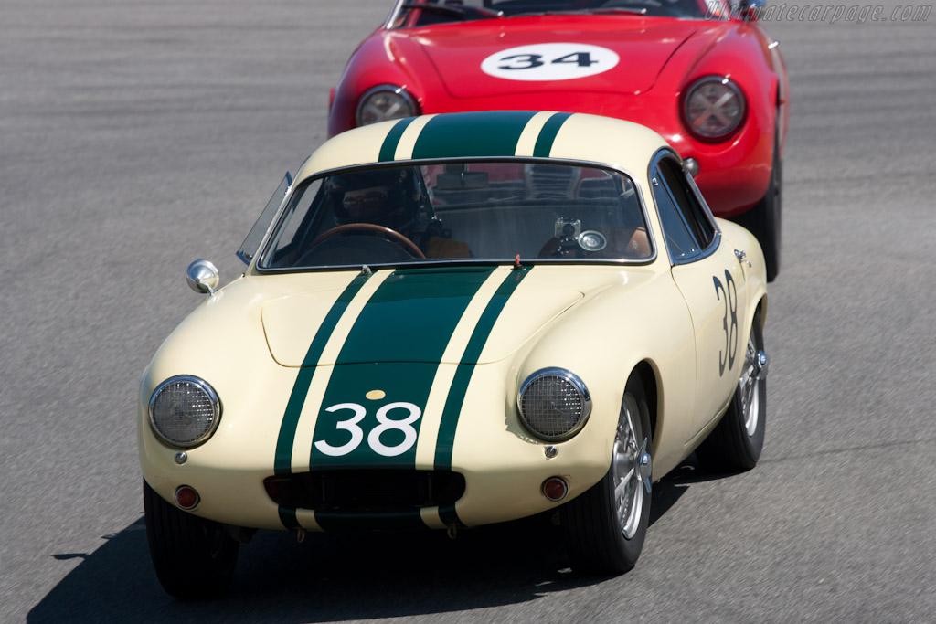 Lotus Elite    - 2011 Monterey Motorsports Reunion