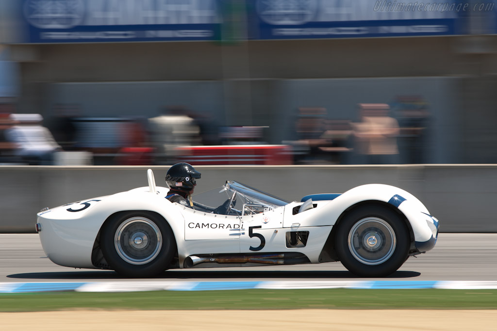 Maserati Tipo 61 'Birdcage' - Chassis: 2461   - 2011 Monterey Motorsports Reunion