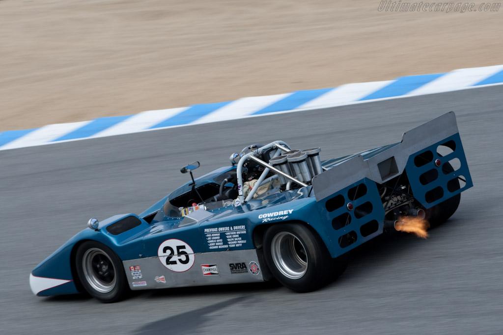 McKee    - 2011 Monterey Motorsports Reunion