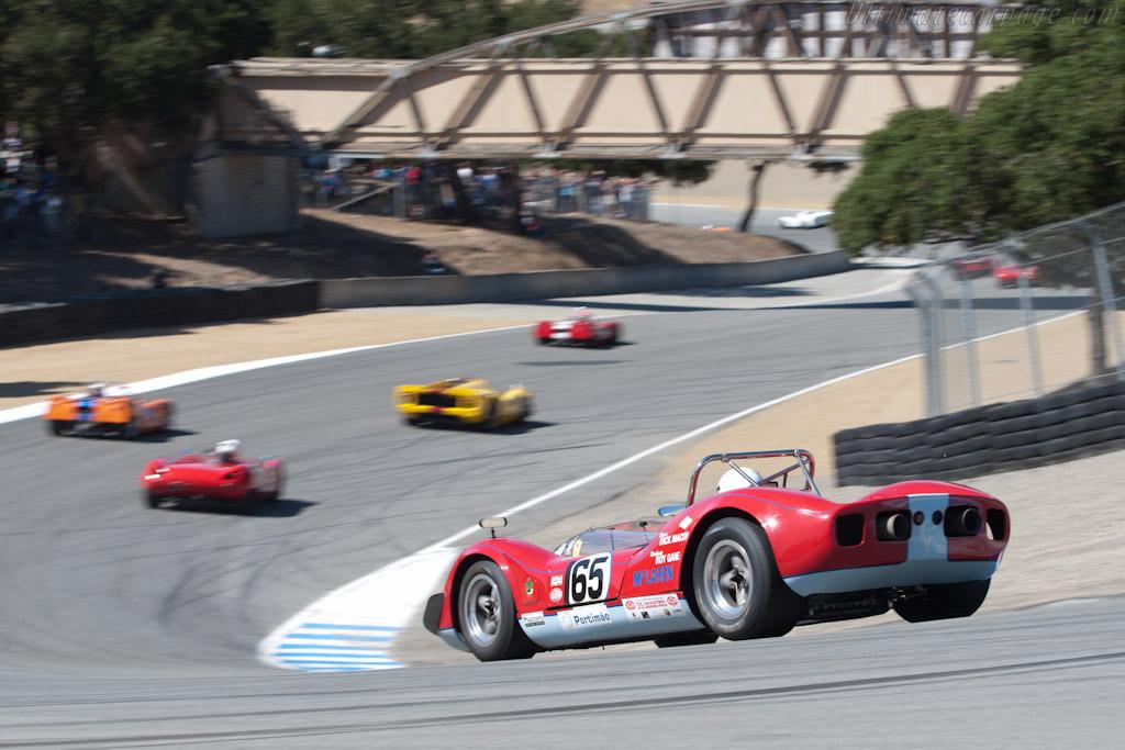 McLaren M1A - Chassis: 20-07   - 2011 Monterey Motorsports Reunion