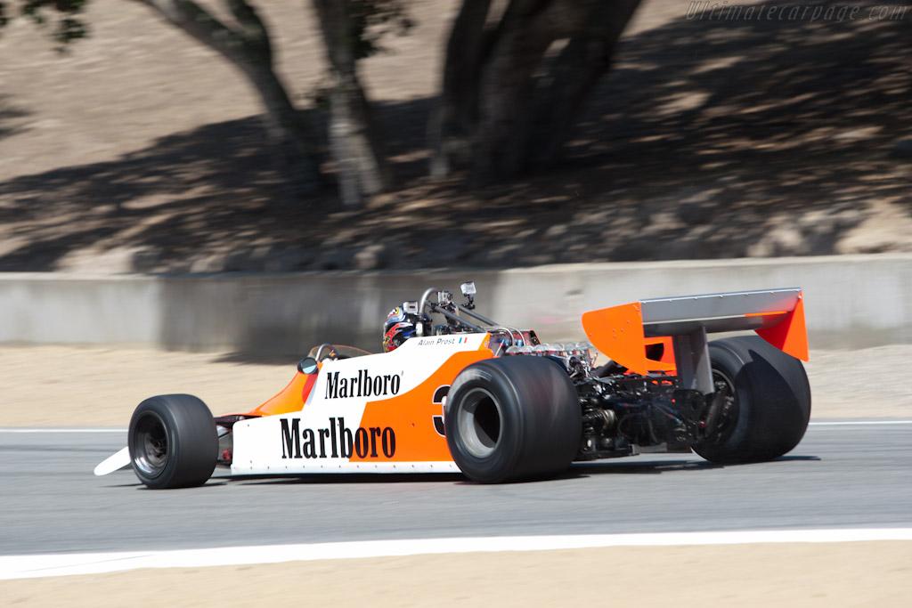 McLaren M29 - Chassis: M29-4   - 2011 Monterey Motorsports Reunion
