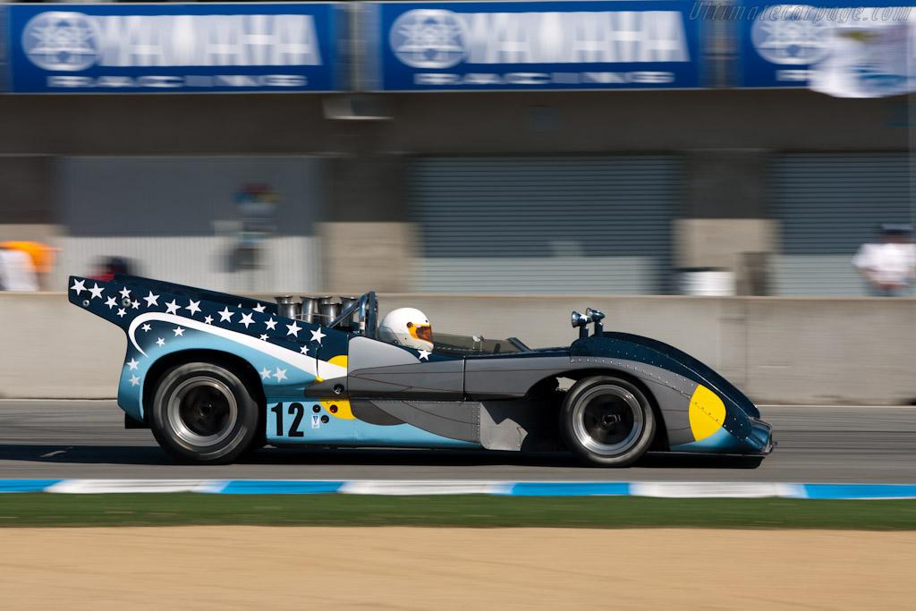 McLaren M8E/D - Chassis: 80-08   - 2011 Monterey Motorsports Reunion