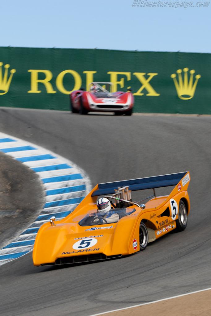 McLaren M8F - Chassis: M8F/2   - 2011 Monterey Motorsports Reunion