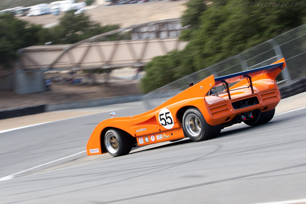 McLaren M8FP - Chassis: 1-72   - 2011 Monterey Motorsports Reunion