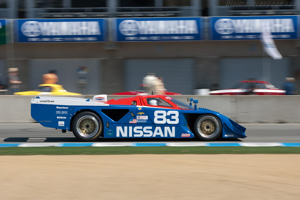 Nissan ZXT GTP - Chassis: 8805   - 2011 Monterey Motorsports Reunion