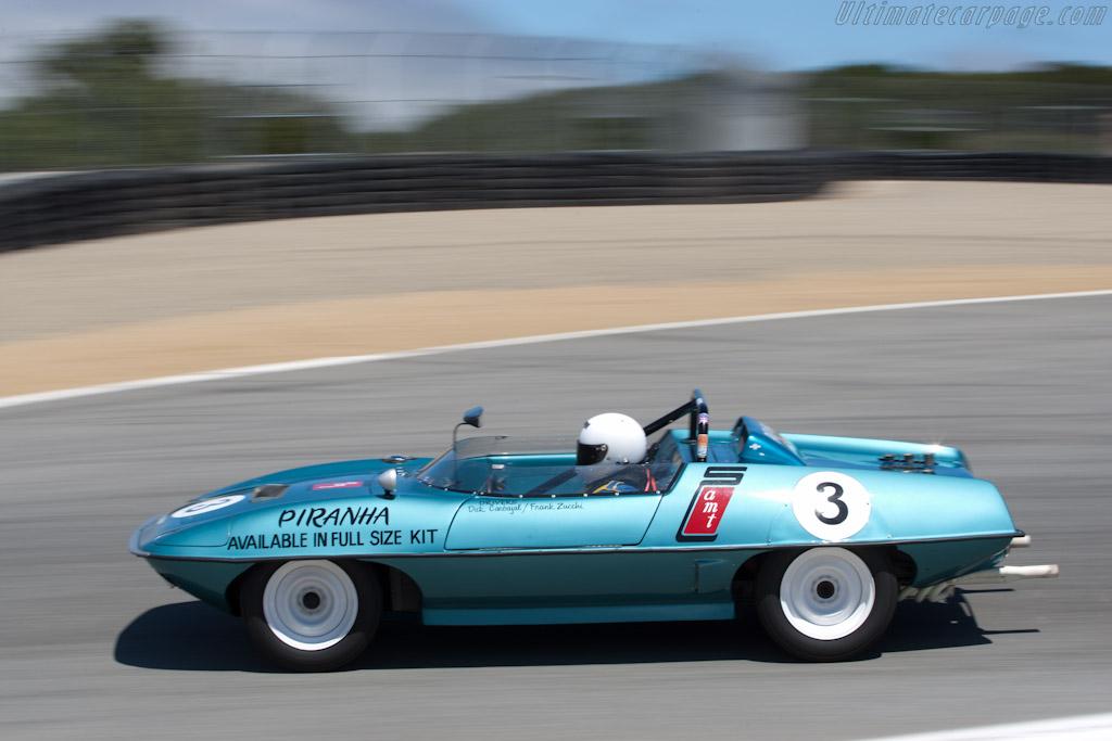 Piranha Roadster   - 2011 Monterey Motorsports Reunion