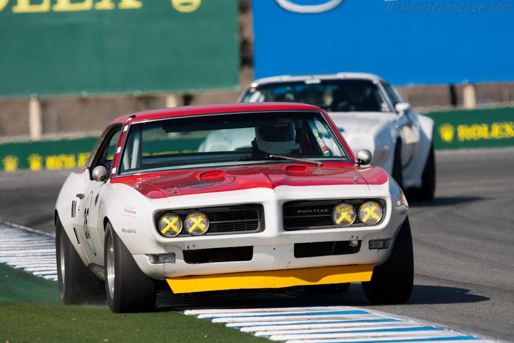 Pontiac Firebird    - 2011 Monterey Motorsports Reunion