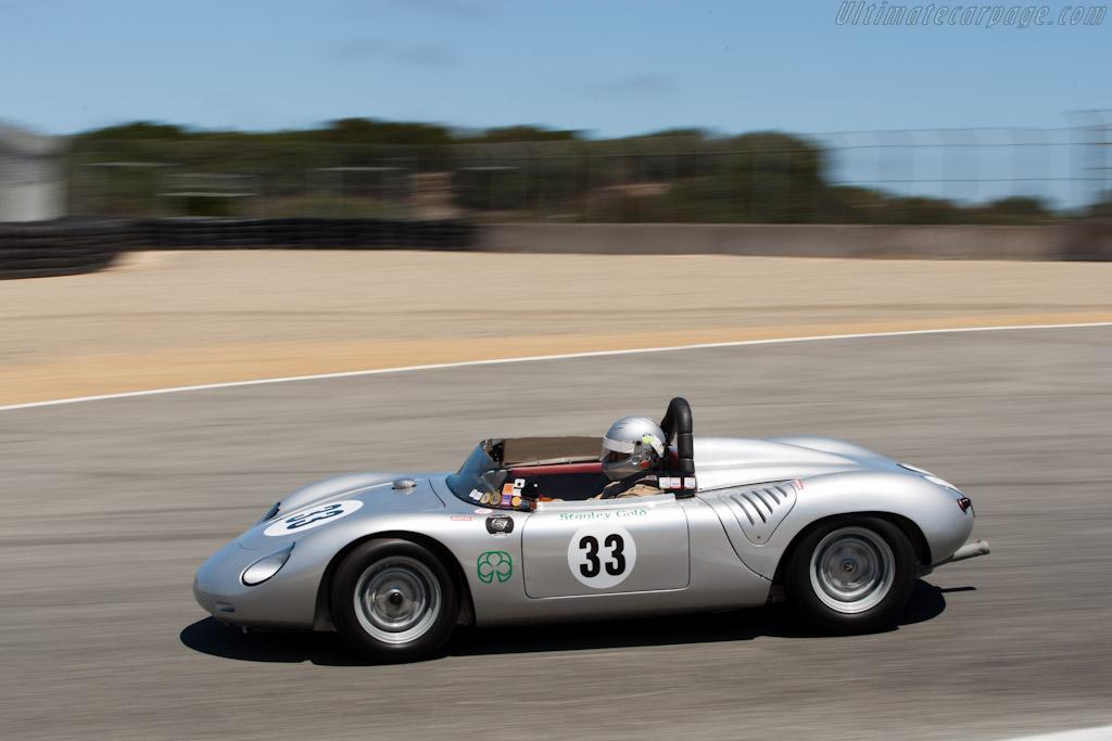 Porsche 718 Rs 61 2011 Monterey Motorsports Reunion