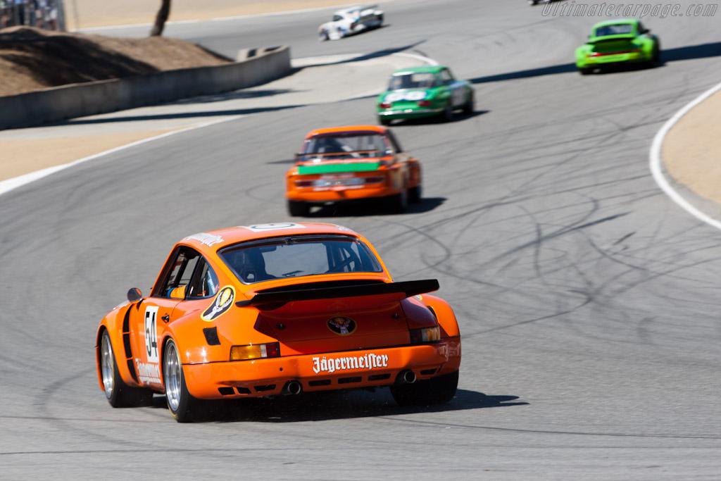 Porsche 911 Carrera RSR 3.0    - 2011 Monterey Motorsports Reunion