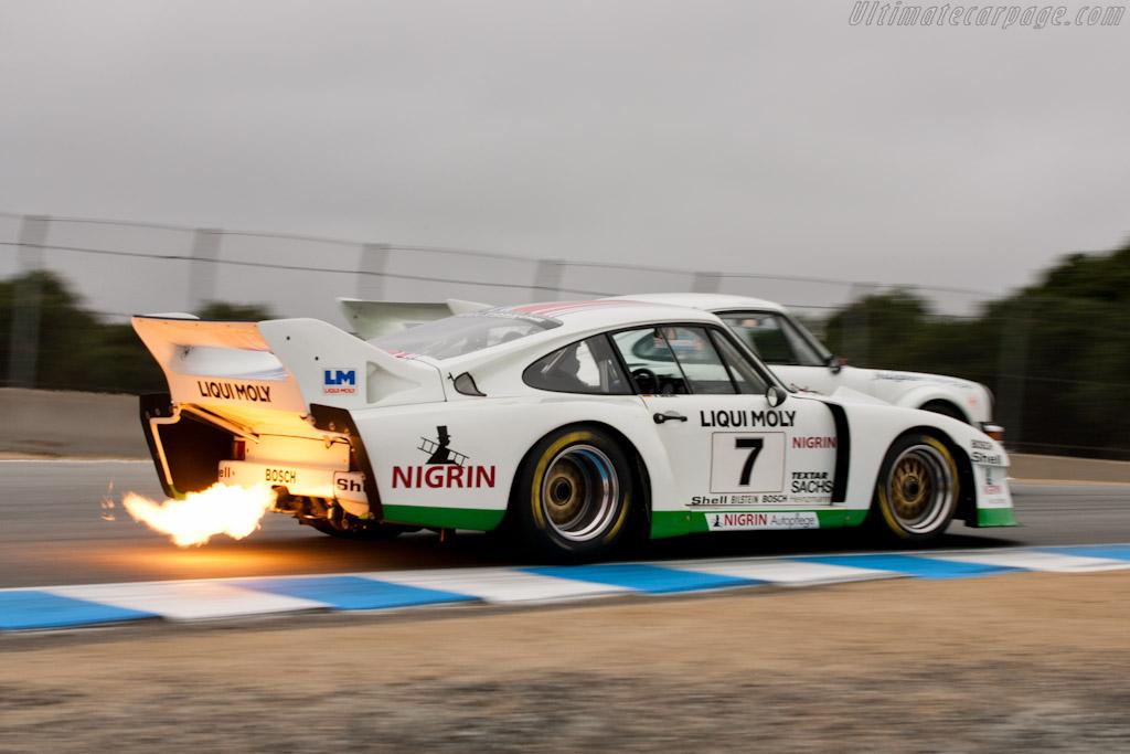 Porsche 935 J    - 2011 Monterey Motorsports Reunion