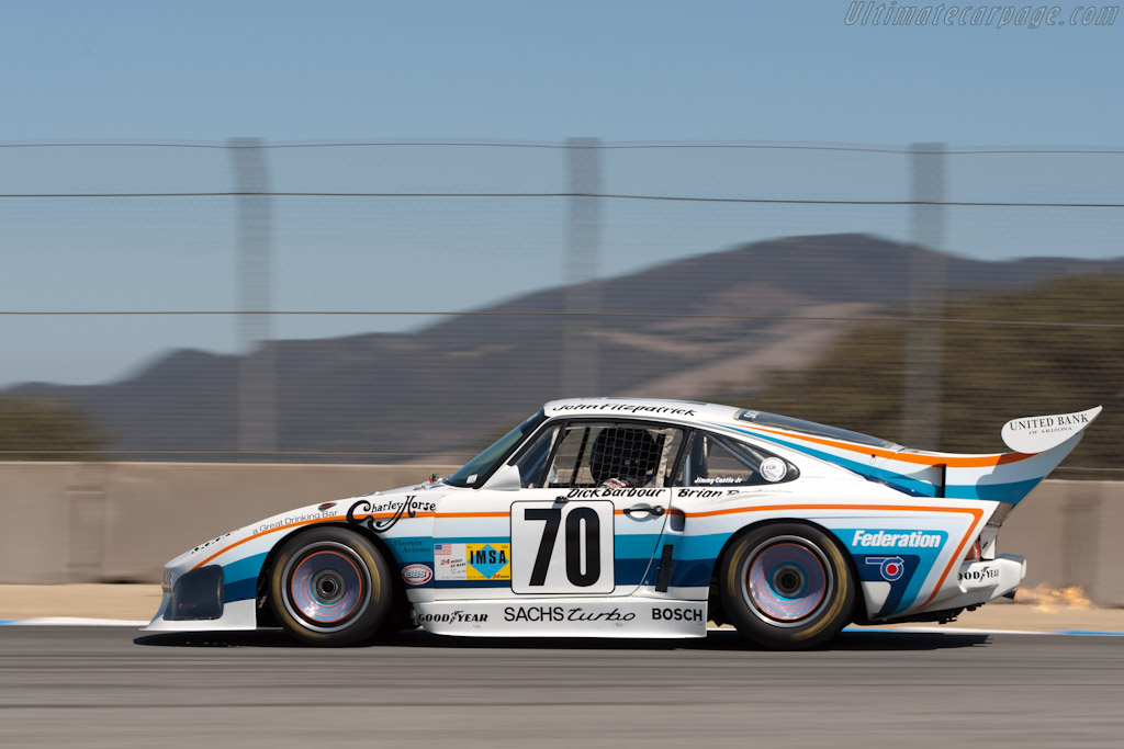 Porsche 935 K3 - Chassis: 000 0023  - 2011 Monterey Motorsports Reunion