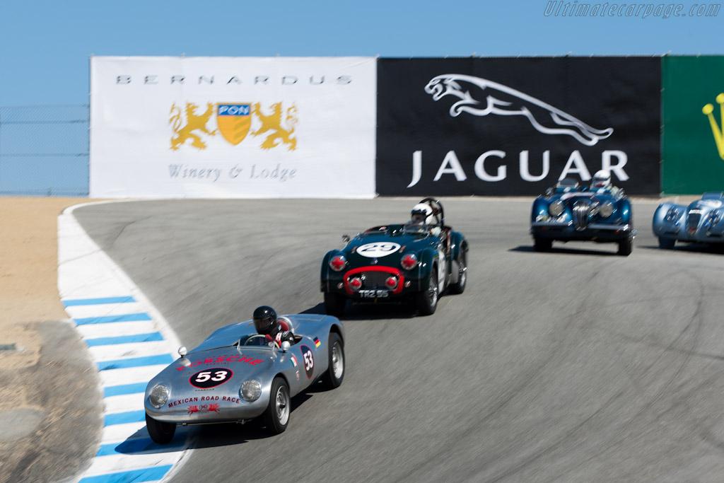 Porsche Special   - 2011 Monterey Motorsports Reunion