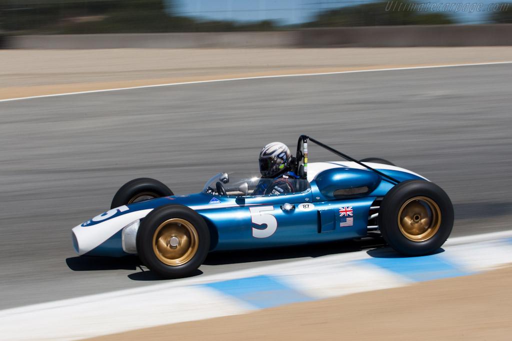 Scarab Grand Prix    - 2011 Monterey Motorsports Reunion