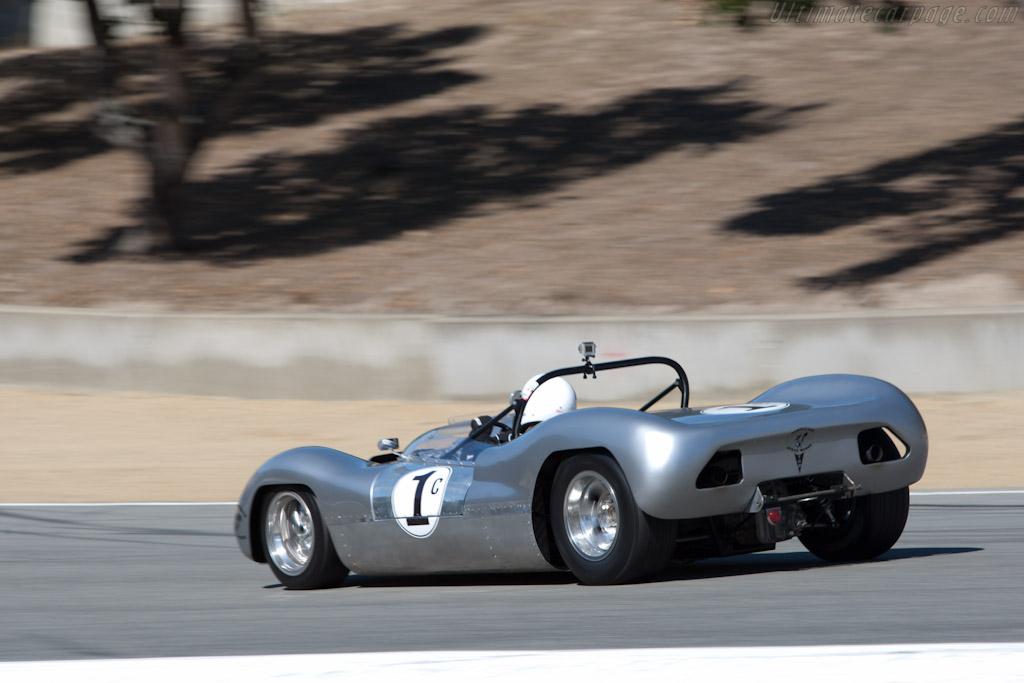 Townsend Mk 4    - 2011 Monterey Motorsports Reunion