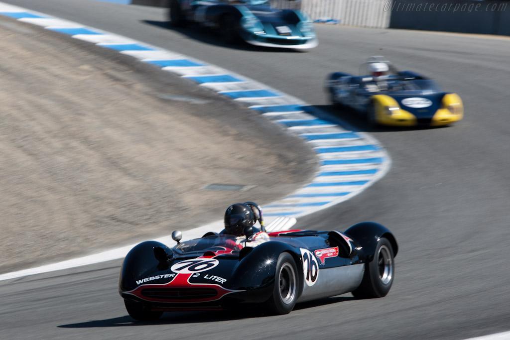 Webster 2-Litre Special    - 2011 Monterey Motorsports Reunion